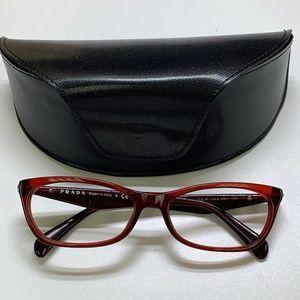 🕶️Prada VPR15P Eyeglasses/911/VT124🕶️